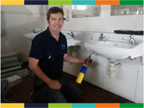 Simon, Owner of Sylvadale Plumbing & Heating
